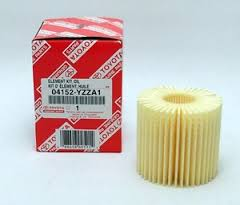 Toyota oil filter 04152-YZZA1