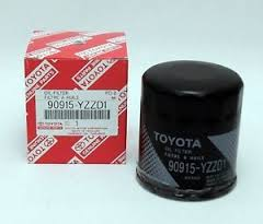 Toyota oil filter 90915-YZZD1