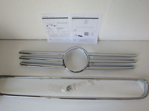 VW TRANSPORTER GRILL SET