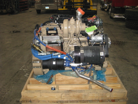 Cummins ISL-T400 Engines New