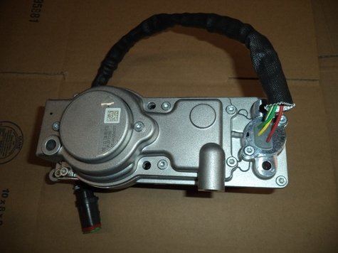 Brand New Holset Electronic Actuator/s- Part # 4046000