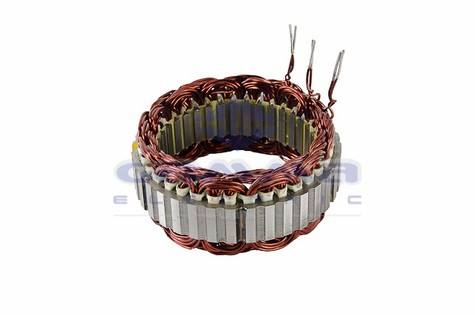 Gamma 1D4005 - Stator Delco Style 105 Amp/12 Volts