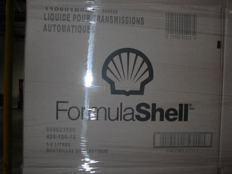 SHELL AUTOMATIC TRANS FLUID 5 LITRES