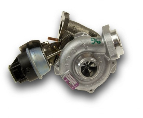 turbocharger - Audi, VW, Seat 2.0 TDI