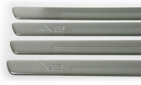 Original door sill - Audi