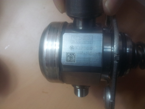 PUMP ASSY-HIGH PRESSURE FOR THROTTLE & INJECTOR