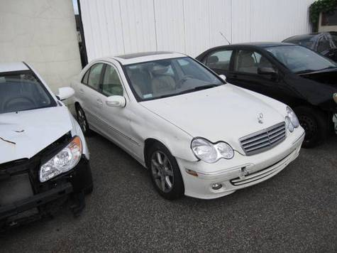 Selling: 2007 Mercedes C Class