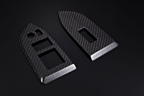 CARBON FIBER PARTS - TOYOTA 86