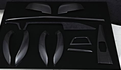 BMW F30 CARBON FIBER ACCESSORIES