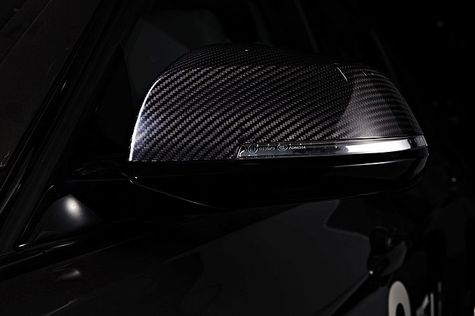 BMW  CARBON FIBER ACCESSORIES