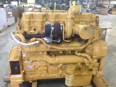 New Caterpillar C15 Complete Tier 4