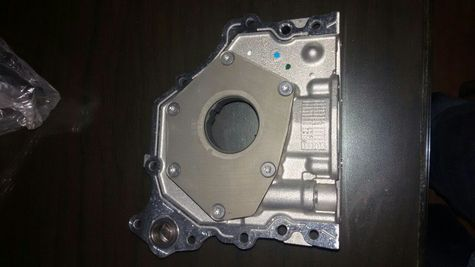 Ford Oil Pump 3