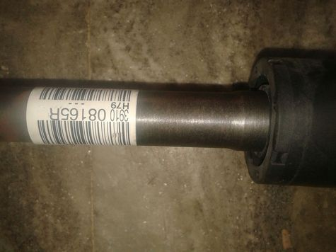 Renault Duster Front Axel 3