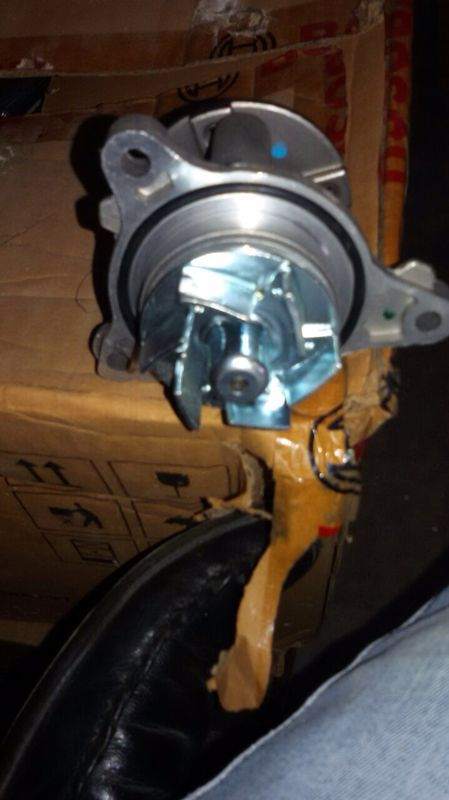 Hyundai Mechanical Water Pumps 2