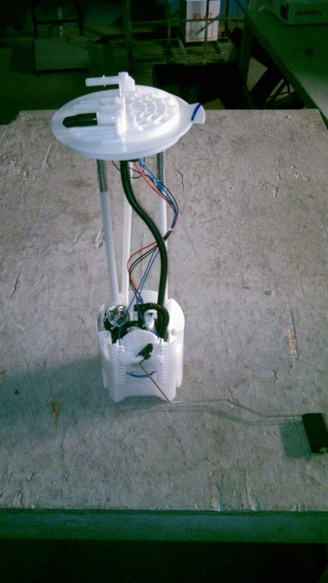 DODGE 3500, 4000 FUEL PUMP - 2