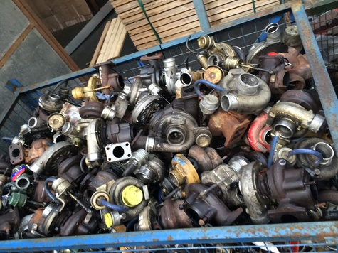 Used Perkins Caterpillar JCB Turbochargers