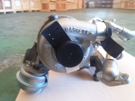 KIA GENUINE TURBOCHARGER COMPLETE