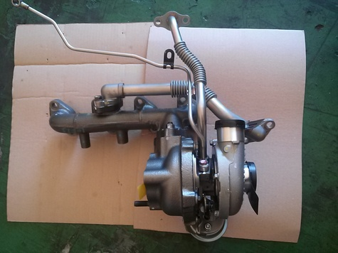 HYUNDAI GENUINE TURBOCHARGER COMPLETE