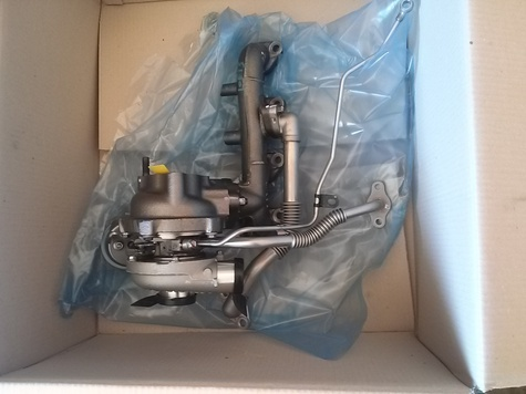 GENUINE TURBOCHARGER COMPLETE