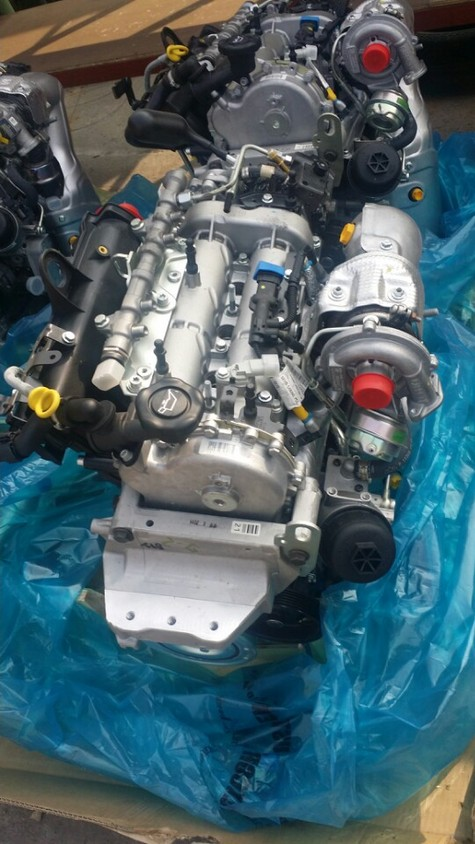 Chevrolet Diesel Engine Assy