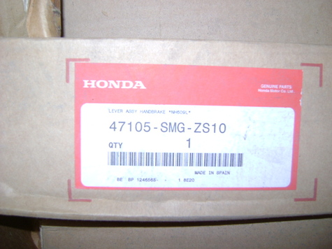Parking Brake NEW Honda