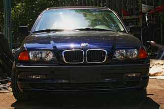 Rebuilt BMWs for sale and BMW Parts for sale