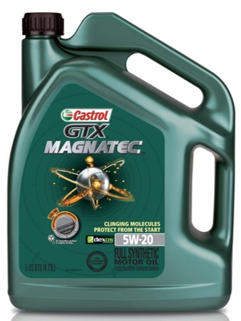 Castrol Magnatec Full Synthetic 0W20 3x5 quarts.