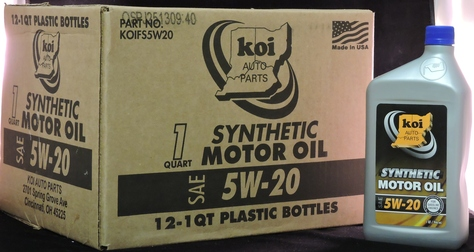 Super Premium and Sythetic Blend and Full Synthteic Motor Oil