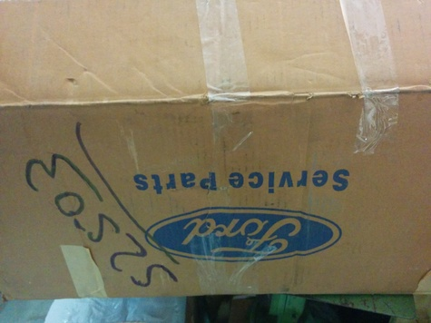 Ford Clutch Slave Cylinder , 8V21-7A564-AD 4