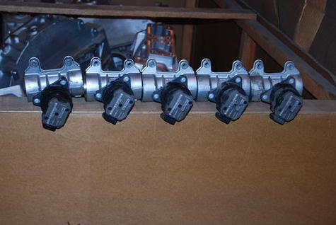 Assorted Freightliner Parts