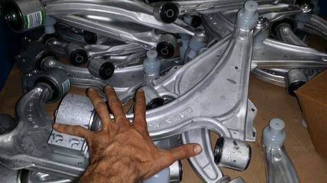 Chevrolet Volt Lower Control Arm