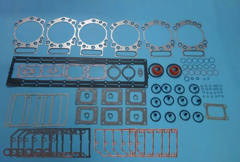 Gasket, Upper Engine Set K19