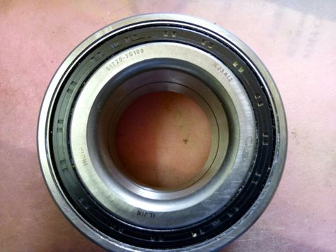 HYUNDAI FRONT WHEEL BEARING