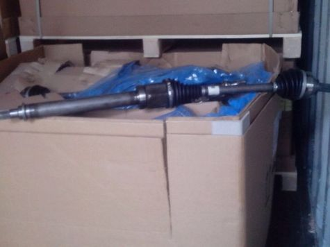 Ford ecosport drive shaft