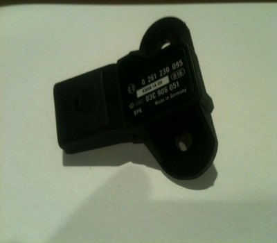 GENUINE VW TURBO PRESSURE SENSOR