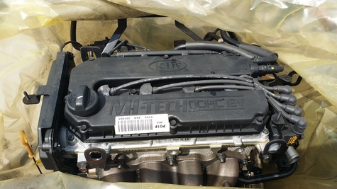 GASOLINE GAMMA(GA16) ENGINE 1.6L