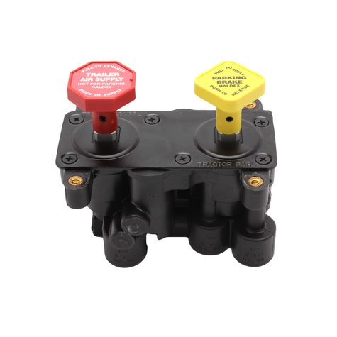 NEW HALDEX KN20615 MV2 Hand Operated Trailer Valve