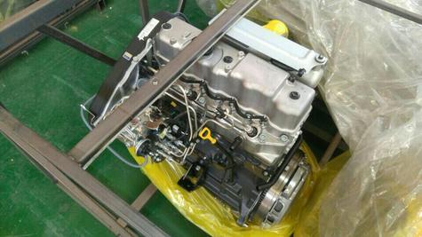 HYUNDAI DIESEL ENGINE(D4BB-4D56)+T/M(M5ZR1)