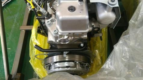 HYUNDAI DIESEL ENGINE(D4BB-4D56)+T/M(M5ZR1) - Photo ID 78658