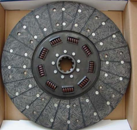 Clutch plate for mercedes truck MOT. OM 421