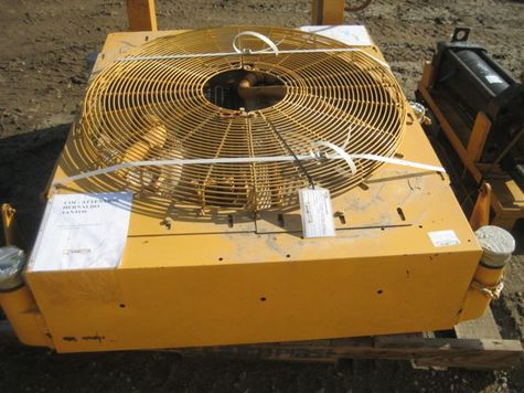 New Caterpillar C10 Radiator complete with fan