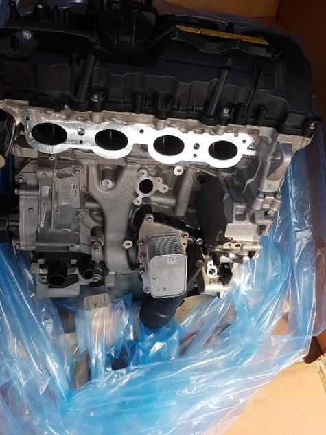 ENGINE COMPLETE (BMW)