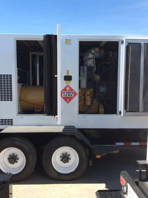 Rebuilt Caterpillar XQ230 Industrial Generator Sets.
