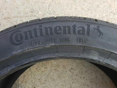 245/40R19 CONTINENTAL TIRE