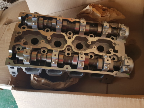 25181240 CYLINDER HEAD COMPLETE