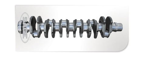 DEUTZ F6M 1013 CRANKSHAFT
