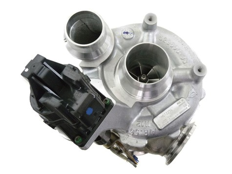 Turbocharger 840069