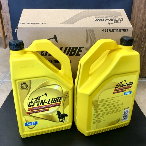 Can-Lube 4x5L