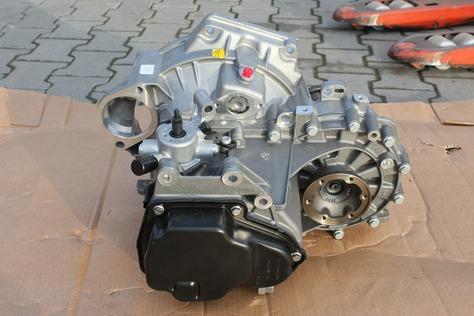 New Gearbox for Skoda Rapid