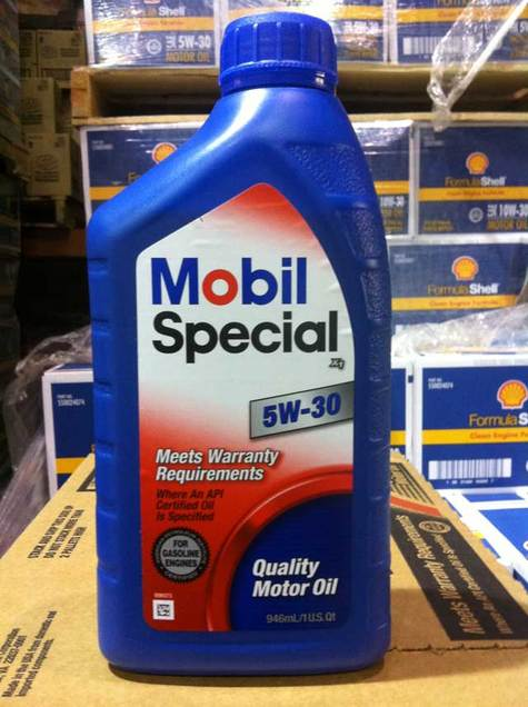 112933 MOBIL SPECIAL 5W-30